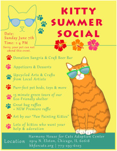 kitty summer social