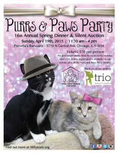purrs & paws party