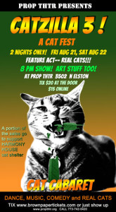 fundraiser for cats