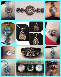 snap jewelry for sale